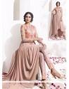 Gripping Georgette Resham Work Anarkali Salwar Suit