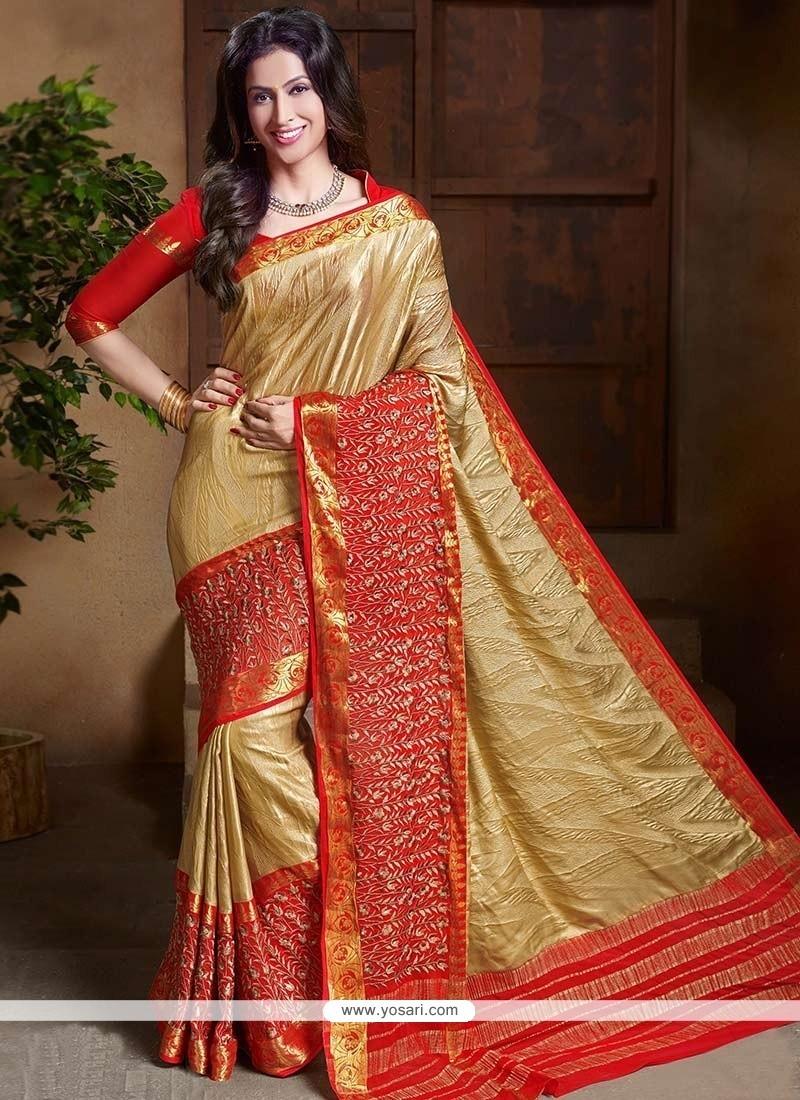 Epitome Fancy Fabric Classic Saree