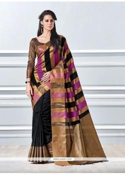 Beauteous Patch Border Work Traditional Saree