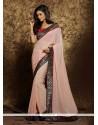 Affectionate Viscose Embroidered Work Classic Designer Saree