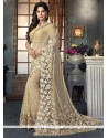 Magnificent Embroidered Work Designer Traditional Sarees