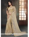Gleaming Fancy Fabric Trendy Saree