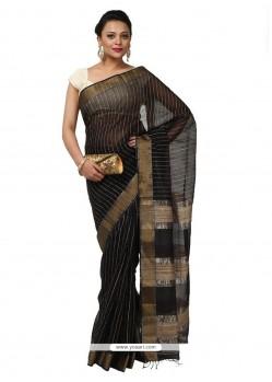 Pretty Weaving Work Classic Designer Saree