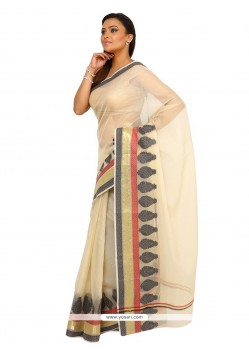 Observable Art Silk Weaving Work Traditional Saree