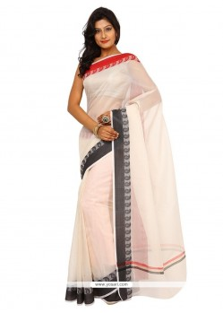 Gripping Art Silk Weaving Work Classic Saree