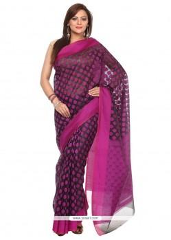 Hypnotic Fancy Fabric Classic Saree