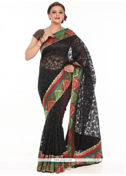 Energetic Traditional Saree For Festival