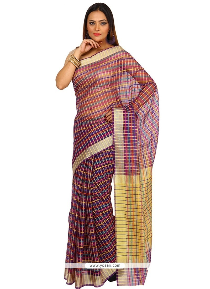 Masterly Weaving Work Art Silk Traditional Saree