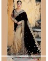 Vivid Designer Half N Half Saree For Bridal