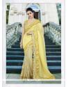 Flamboyant Embroidered Work Designer Traditional Sarees