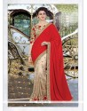 Epitome Net Embroidered Work Traditional Designer Sarees