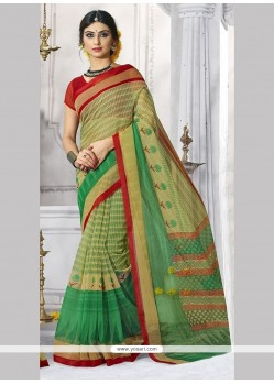 Fabulous Art Silk Casual Saree