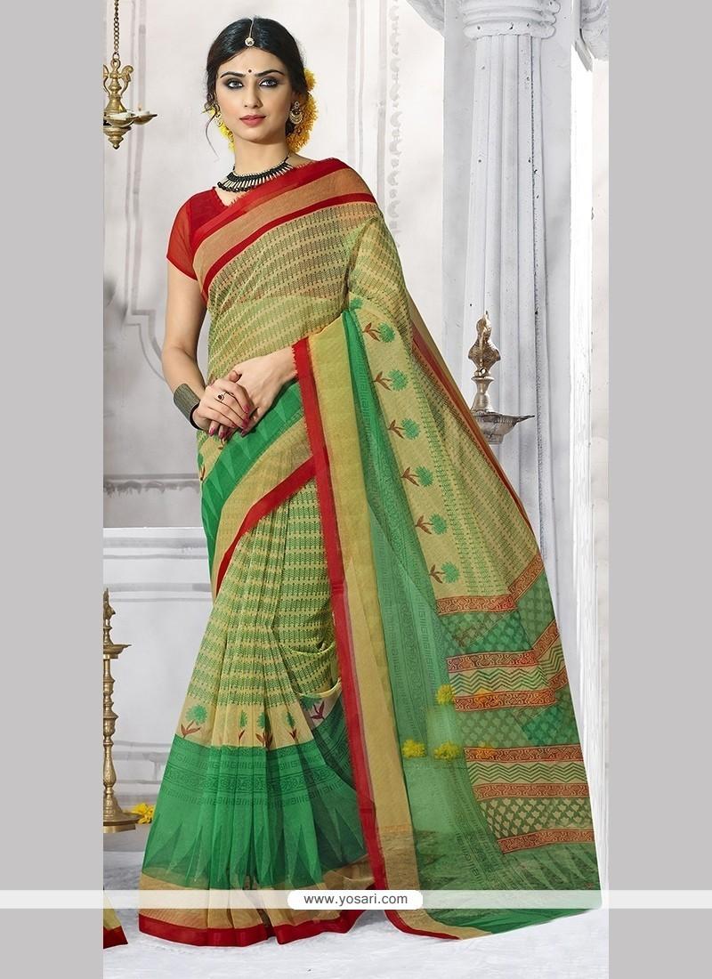 Fabulous Art Silk Casual Saree
