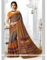 Tempting Multi Colour Casual Saree