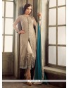 Lavish Georgette Resham Work Pant Style Suit