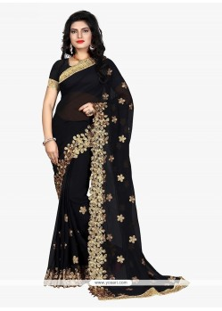 Trendy Traditional Saree For Party