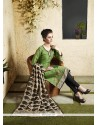 Princely Green Readymade Suit