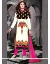Exotic Georgette Churidar Designer Suit
