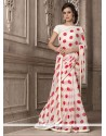 Demure Printed Saree For Party