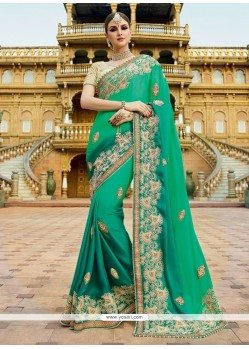 Exciting Georgette Classic Saree