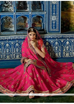 Perfect Embroidered Work Georgette Designer Traditional Sarees