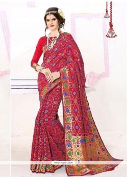 Elegant Banarasi Silk Designer Traditional Sarees