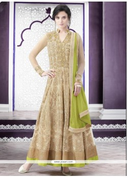 Mod A Line Lehenga Choli For Bridal