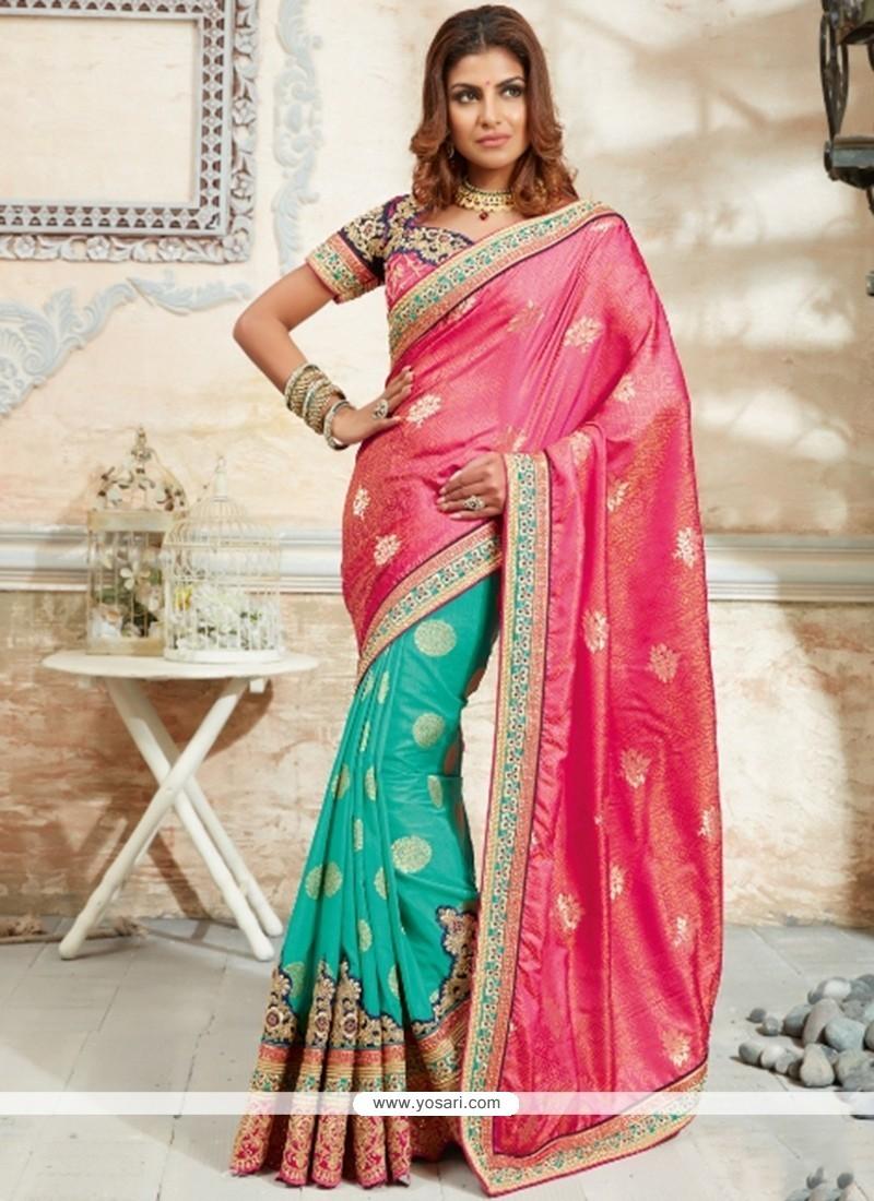 Prodigious Georgette Designer Traditional Sarees