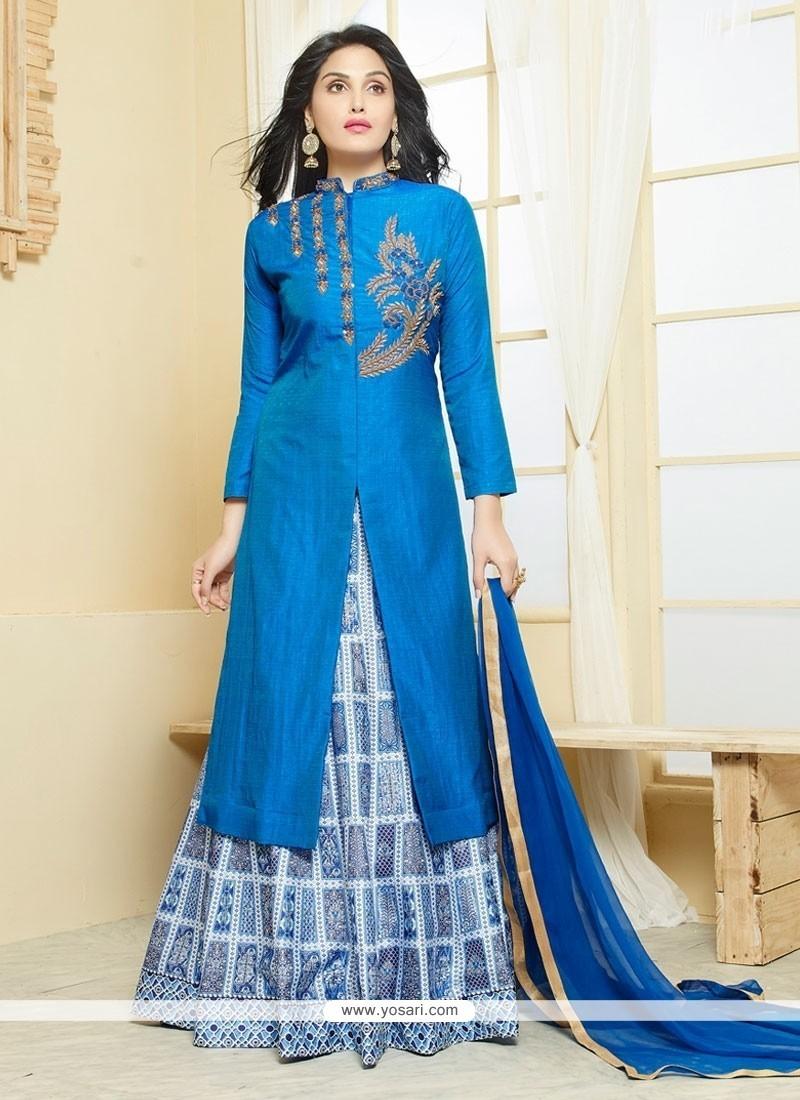 Groovy Banglori Silk Lehenga Choli