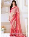 Prachi Desai Print Work Bollywood Saree