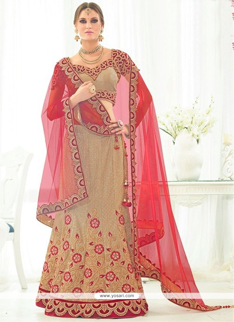 Lively Fancy Fabric A Line Lehenga Choli