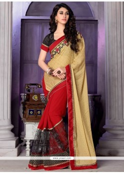 Deserving Traditional Saree For Festival