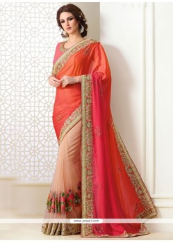 Opulent Net Traditional Saree