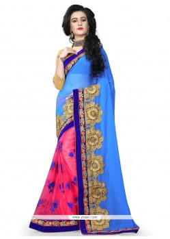 Princely Net Traditional Saree