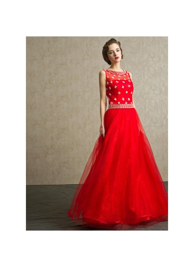 Magnificient Red Dresses