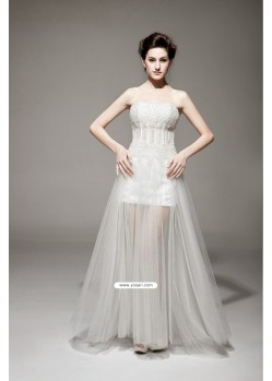 Fascinating Off White Dresses
