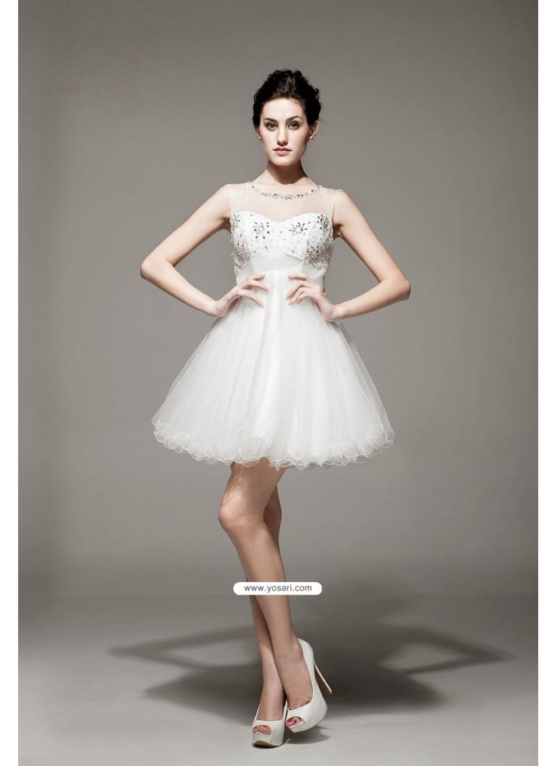 Luscious Ivory Dresses