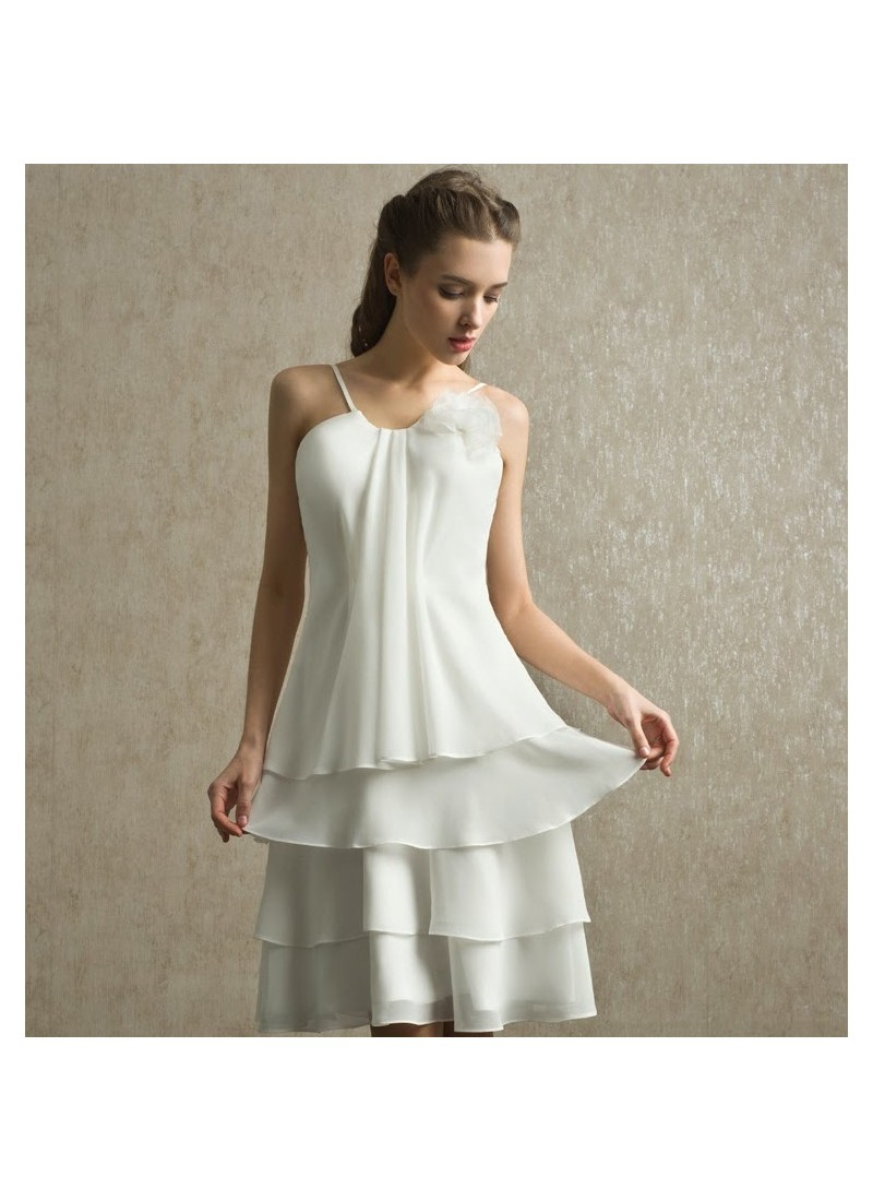 Exquisite Ivory Dresses