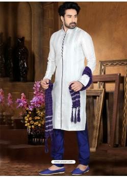 Refreshing Off White Kurta Pajama