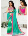 Intrinsic Printed Saree For Party