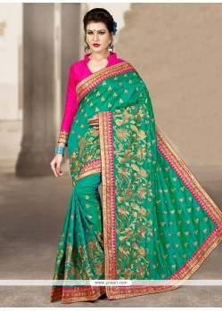 Conspicuous Designer Traditional Saree For Wedding