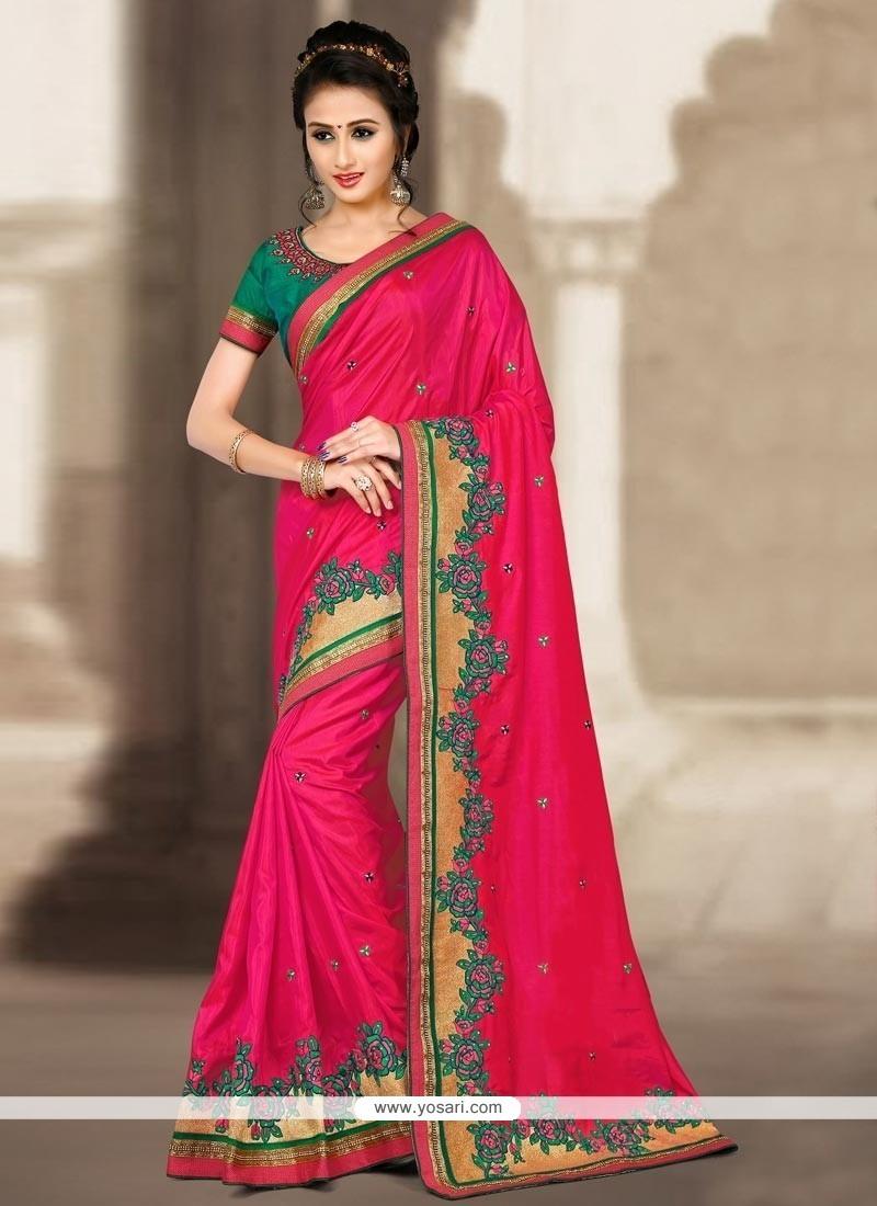 Flawless Art Silk Traditional Saree