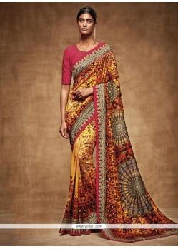Royal Art Silk Printed Saree