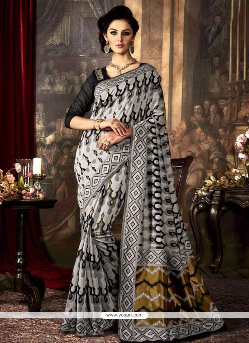 Exotic Art Silk Traditional Saree
