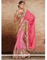 Cute Satin Classic Designer Saree