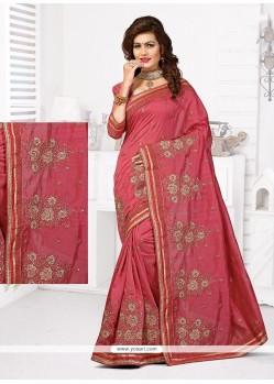 Mod Patch Border Work Designer Traditional Saree