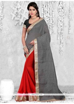 Genius Bhagalpuri Silk Casual Saree