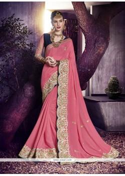 Vivacious Classic Designer Saree For Wedding