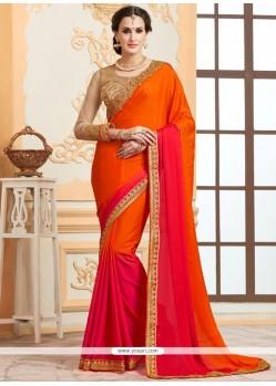 Especial Lace Work Classic Saree