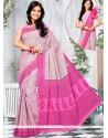 Beauteous Cotton Multi Colour Print Work Printed Saree